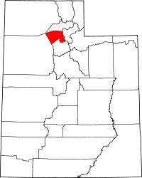 200px-Map_of_Utah_highlighting_Davis_County.svg